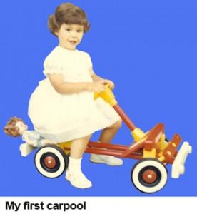 carpool goddess