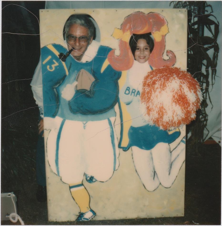 Linda & Her Dad