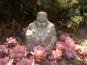 Happy Buddha from Carpool Goddess