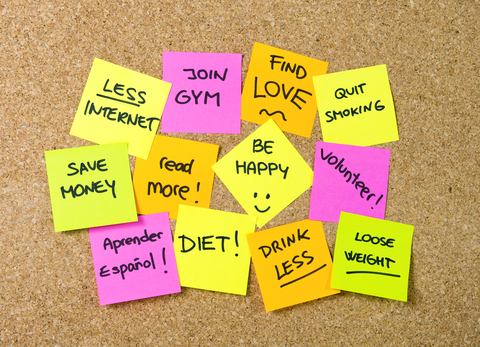 http://www.dreamstime.com/royalty-free-stock-photography-new-year-resolutions-post-notes-group-pink-yellow-orange-green-cork-board-written-message-diet-join-gym-image45725987